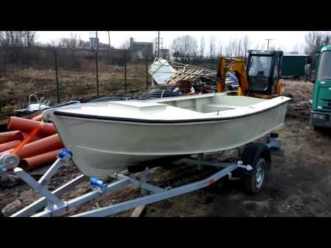 Лодка из полипропилена