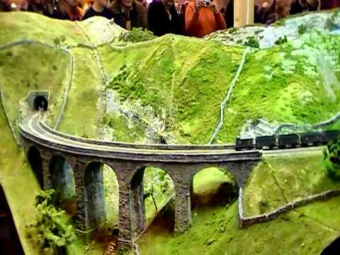 Warley Model railway show 2009 (pt9) – The Layouts.