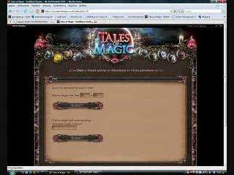 Tales Of Magic Uk tricks
