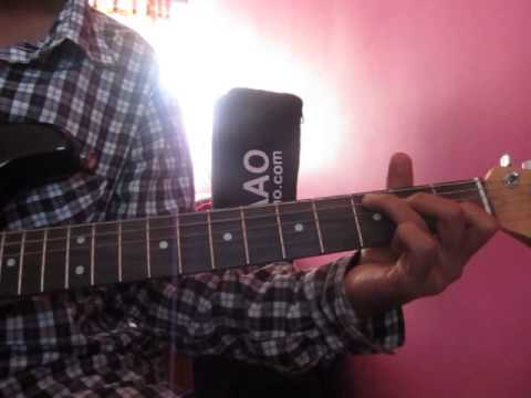 Rolling Stones Streets Of Love Intro , Chords & Solo.(Guitar Cover)