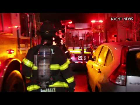 Fire in Sunset Park Brooklyn | NYC911NEWS
