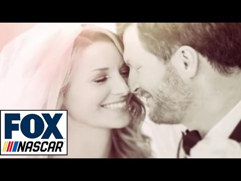 Dale Earnhardt Jr. and Amy Reimann Interview with Jeff Gordon   NASCAR RACE HUB
