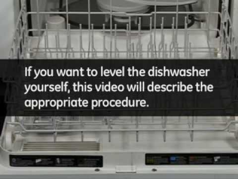 New Ge Triton Dishwasher Troubleshooting