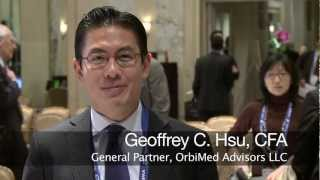 Geoffrey C. Hsu, CFA, General Partner, OrbiMed Advisors LLC