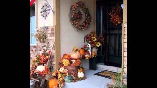 Awesome Fall Porch Decorating Ideas