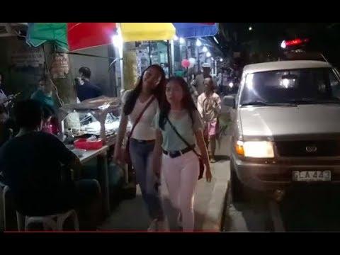 Philippines LIVE - Valentines Day Rush Hour Cebu City Night Walk Live Stream