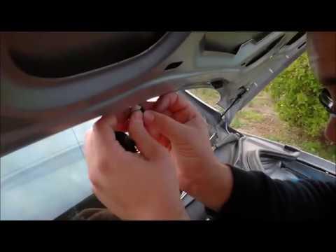 cambiar difusoreseyectores de agua del limpiaparabrisas seat ibiza  youtube