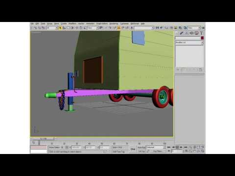4.03 UV Mapping in the Material Editor(3d studio max)-Gonmon