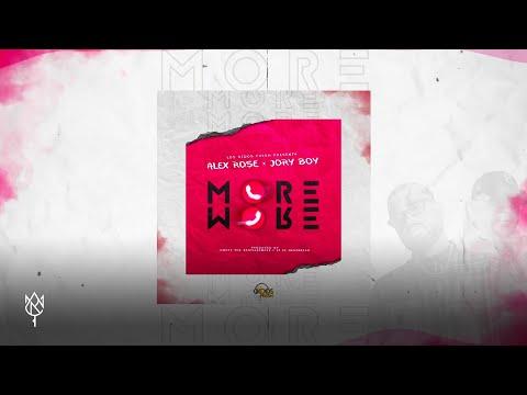 Alex Rose - More More Ft. Jory Boy (Audio Oficial)