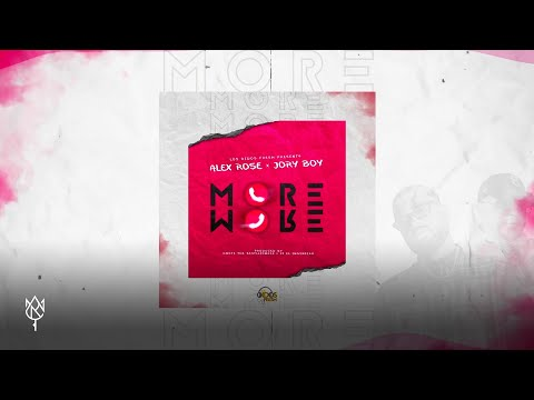 Alex Rose - More More Ft. Jory Boy (Audio Oficial)