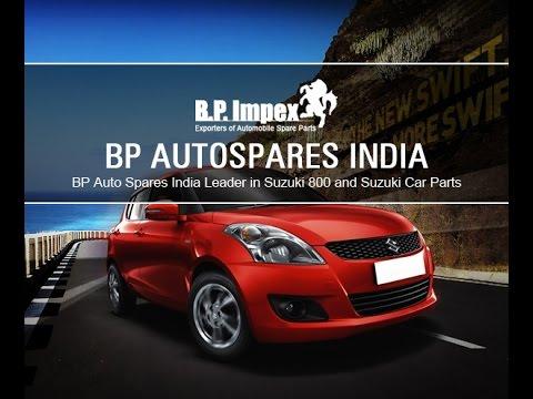 BP Auto Spares India Specialist In Suzuki Parts