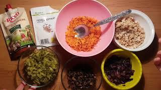 Салат обжорка! Новая сковородка из магазина магнит! Не диетический салат! Читмил!😍