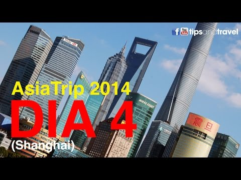 AsiaTrip 2014 - Día 4 Shanghai
