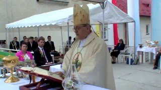 Dożynki diecezjalne Krasnobród  2015 - Tomaszów Lubelski