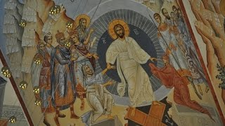 Kanon Paschy pieśni 1-6 - Канон Пасхи (polskie napisy)
