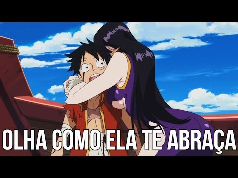 ‹ OLHA COMO ELA TE ABRAÇA › Zoeira Animes #034