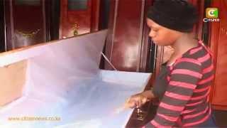 Women Coffin Makers