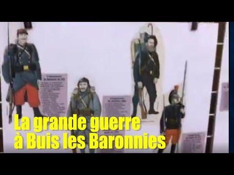 sem45 6nov   La grande guerre à buis les baronnies
