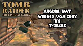 🎮 Werner Von Croy VS T-Rexes MOD - Tomb Raider The Last Revelation