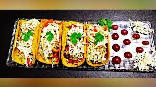 How to make Tacos| Potato and Fenugreek Tacos| Easy homemade recipe!