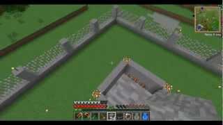 Minecraft na modach #23 - Ochrona surowców po katastrofie i budowa pierwszej elektrowni