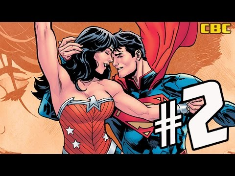 Superman Wonder Woman Annual #2 Recap & Review