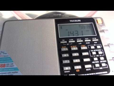 1431 Khz Radio Ukraine International Russian 18.00 - 19.00 utc 21.02.2015