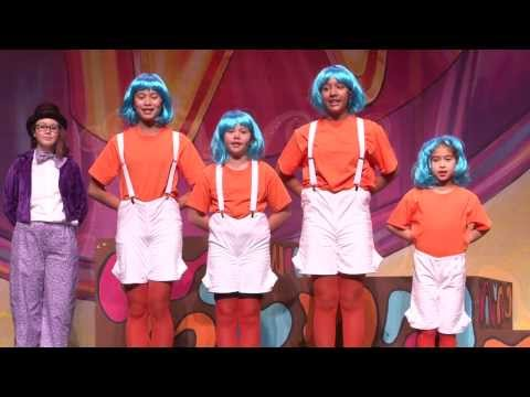 Willy Wonka Jr. - Civic Arts Stage Company and Bay Area Children's Theatre