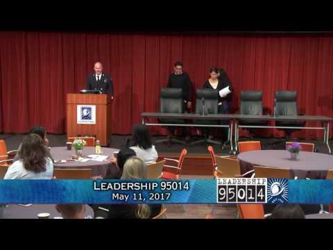 Leadership 95014 Class of 2017 Group Presentations/Graduation