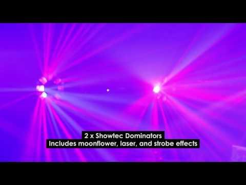 Lighting Show | The 80s Club