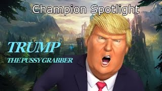 Donald Trump: Champion Spotlight