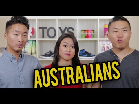 ASIAN AUSTRALIANS vs. ASIAN AMERICANS