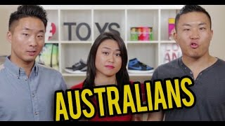 ASIAN AUSTRALIANS vs. ASIAN AMERICANS Thumbnail