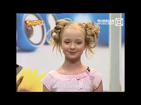 Калинина Дарья - Мартышка и очки - www.superdeti.tv
