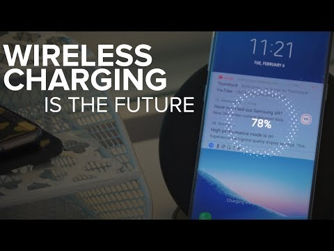 Wireless charging updated