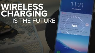 Wireless charging updated