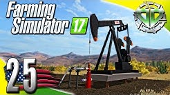 Farming Simulator 2017 Gameplay :EP25: We've Struck Oil! (PC HD American Outback)