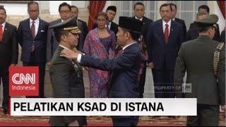Full - Presiden Jokowi Resmi Lantik Andika Perkasa Jadi KSAD