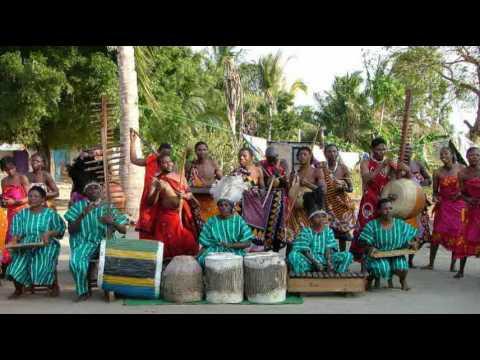 Muziki - Tanzanian Dance Troupe