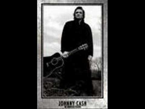Johnny Cash- The Streets of Laredo.
