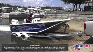 Quintrex Catch and Release Trailer System