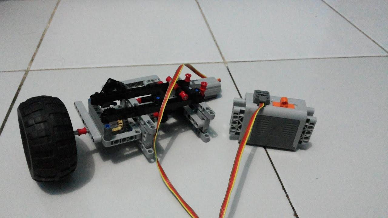 LEGO Technic 3 Speed Semi Automatic Transmission