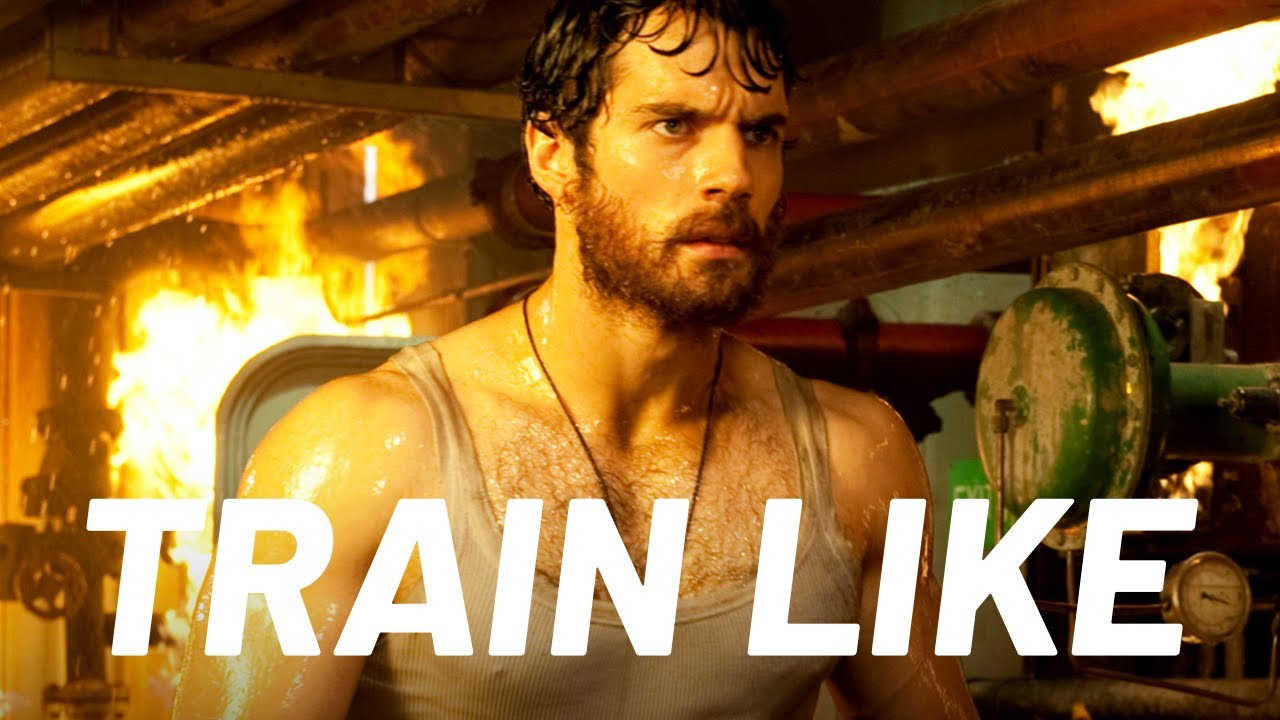 Henry Cavill Explains His 'Witcher' Arm and Leg Workout | Train Like a Celebrity | Men