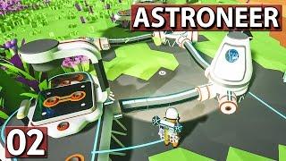 Raumschiff Erkundung ► Astroneer #2