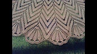 Розовое платье для девочки 8 лет, ч.3.  Pink dress for girl 8 years old, р.3. Crochet. Крючком.