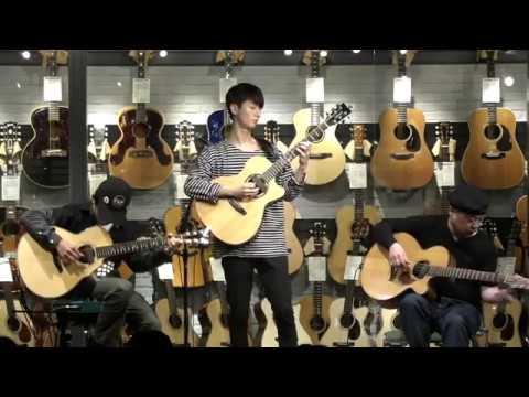 (Sungha Jung) Stars – Sungha Jung, Kent Nishimura &  Masaaki Kishibe (live)