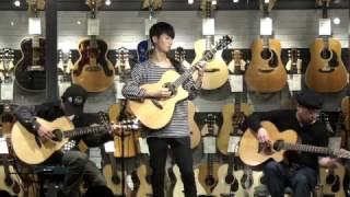 (Sungha Jung) Stars – Sungha Jung, Kent Nishimura &  Masaaki Kishibe (live) thumbnail