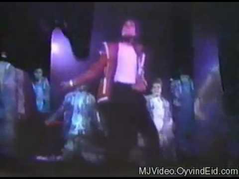 Видео, Michael Jackson - Thriller live Brand New Upload