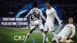 Cristiano Ronaldo - CR7  : Plus qu'une légende ⚽️🥇 (documentaire)