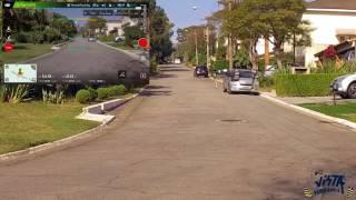 DJI Mavic Pro - Tutorial + Demonstração - Função Terrain Follow - videoaula - drone